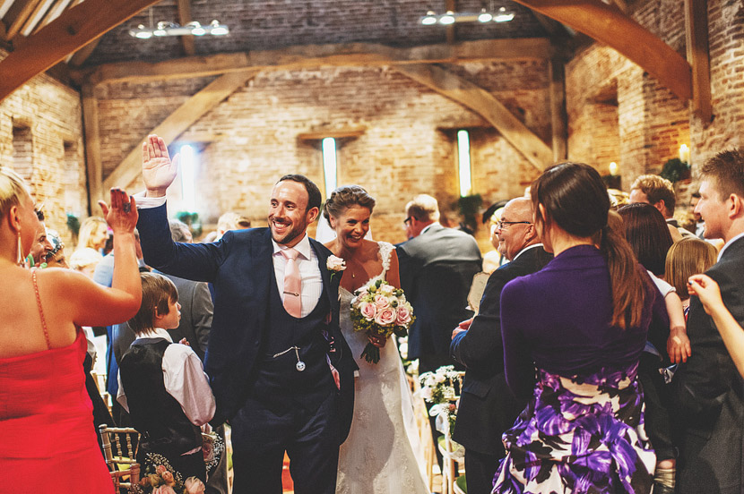 Elms Barn Wedding