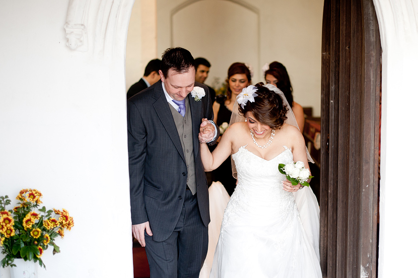 Old Post Office Wedding - Norwich - Zohreh & Mark