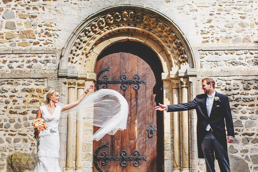 Castle Rising Wedding
