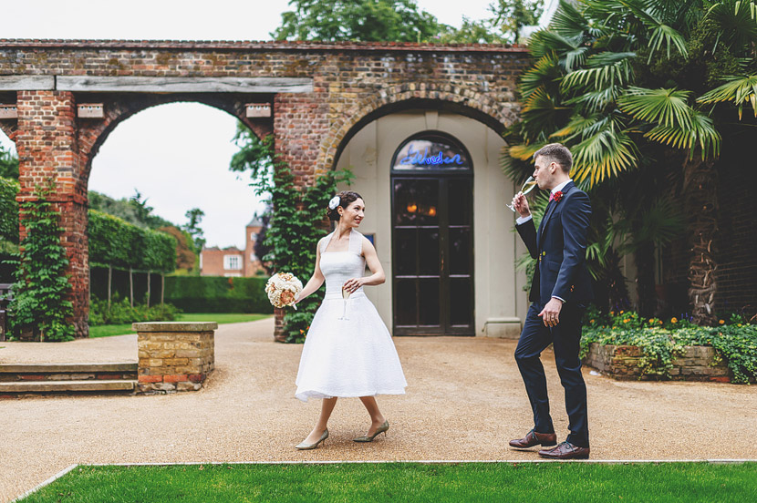 Belvedere Wedding - Holland Park