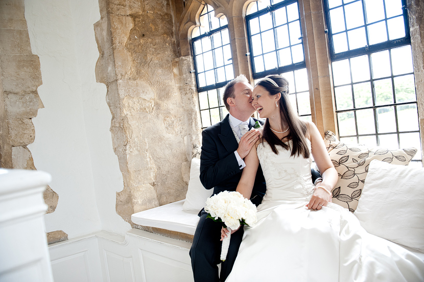 Butley Priory Wedding - Suffolk - Tom & Jo