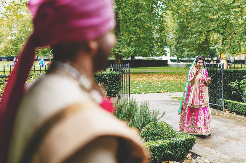 London Marriott Wedding