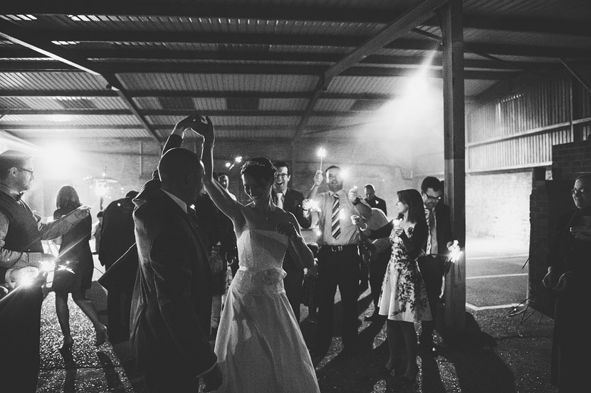 Dairy Barns Wedding