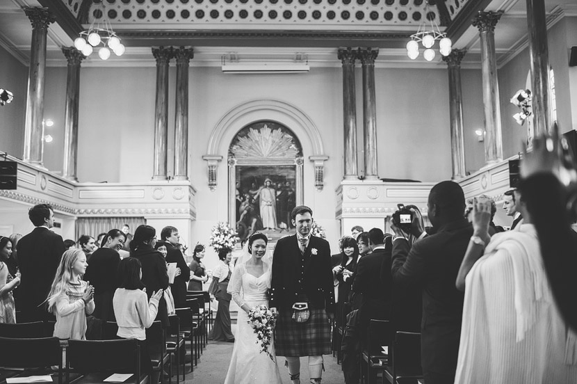The Langham - London Wedding Photography