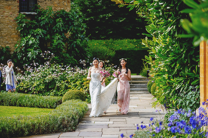 Belmond Le Manoir - Wedding - Old Parsonage