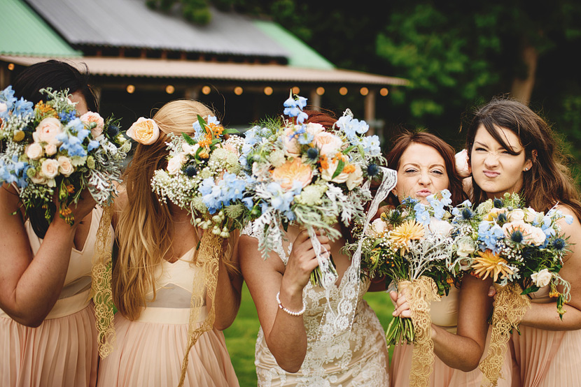 Outdoor Boho Wedding
