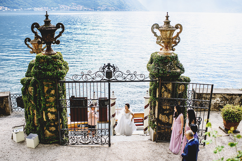 Villa del Balbianello Wedding - Lake Como