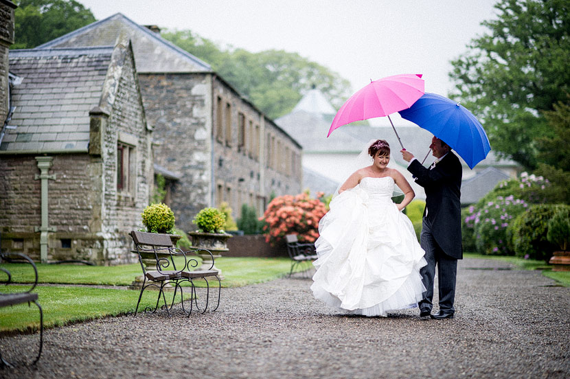 Armithwaite Hall Wedding - Lake District - Andy & Gemma