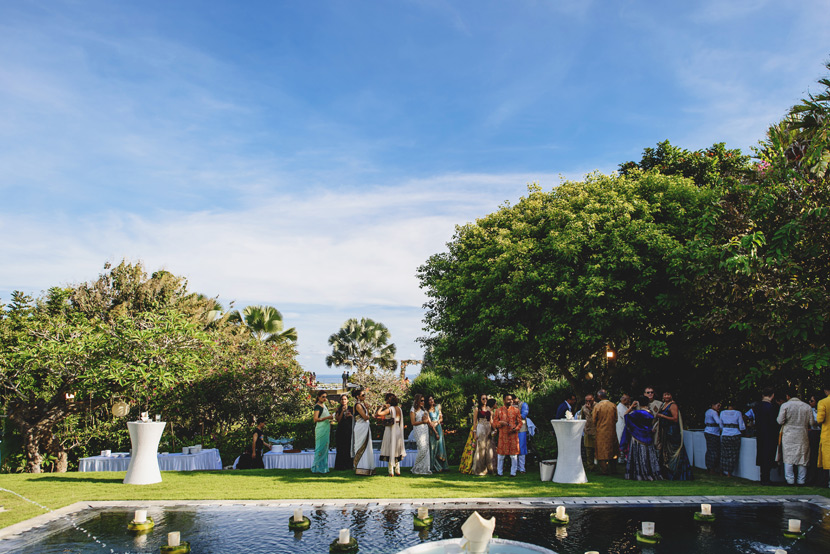 Sanctus Villa Wedding - Bali