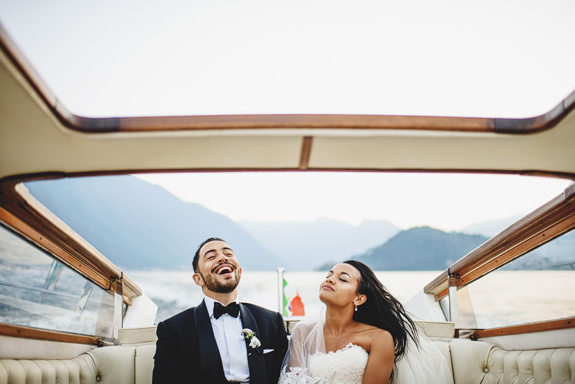 Villa Giuseppina Wedding - Lake Como