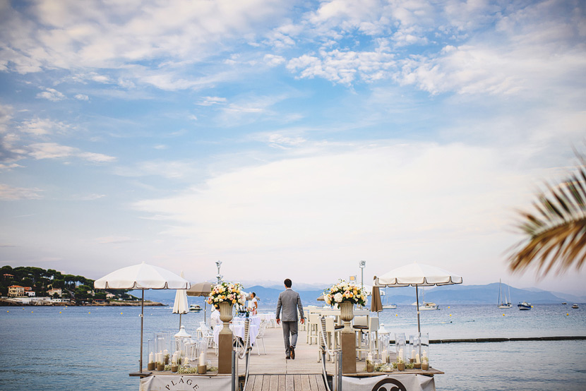 Plage Keller Wedding - France
