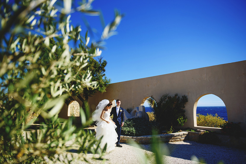 Hotel Delos Wedding