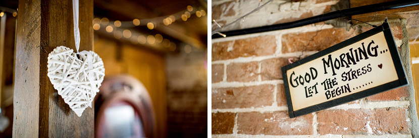 Dairy Barns Wedding - Norfolk - Matt & Sally