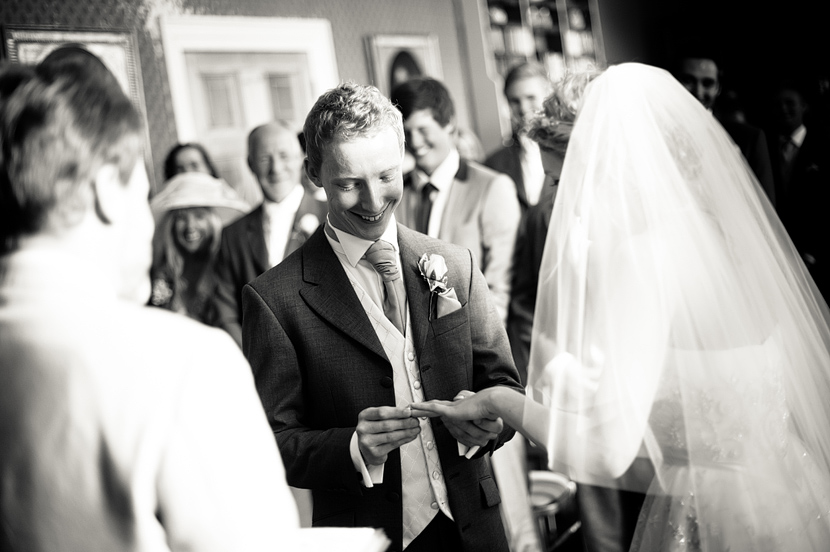 Bayfield Hall Wedding - Holt - Jo & Ben