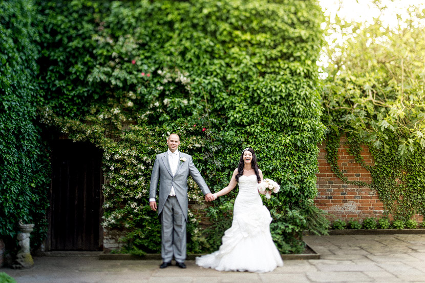 Woodhall Manor Wedding - Suffolk - Rachel & Mark