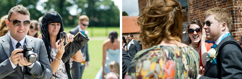 Southwood Hall Wedding - Norfolk - Jolene & Louis
