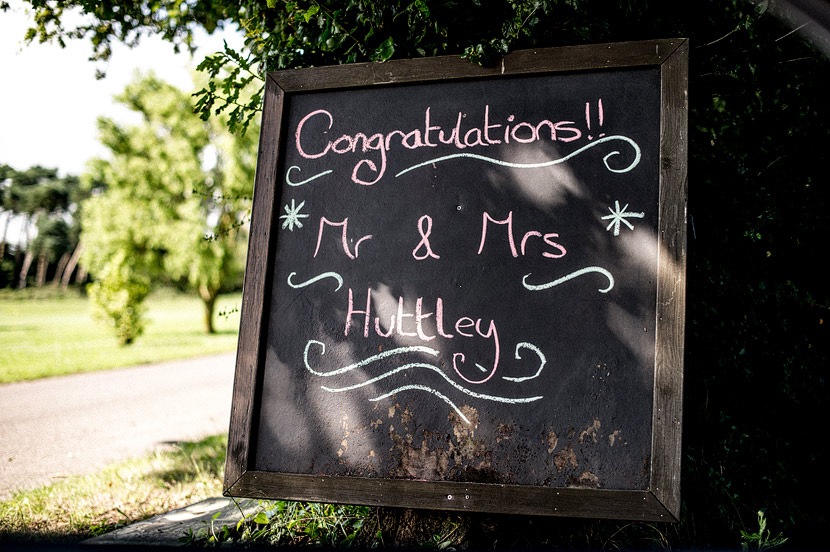 Caldecott Hall Wedding - Norfolk - Michelle & Pete