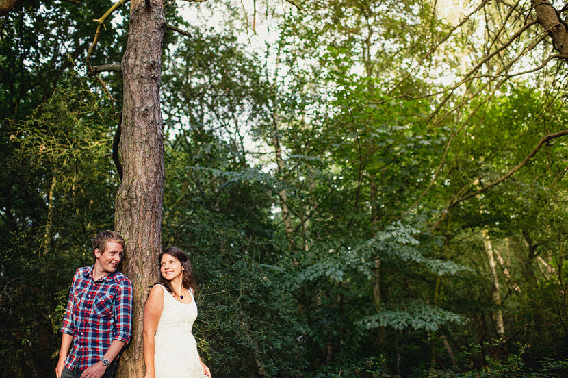 Norwich Engagement Shoot - Norfolk - Becky & Daniel
