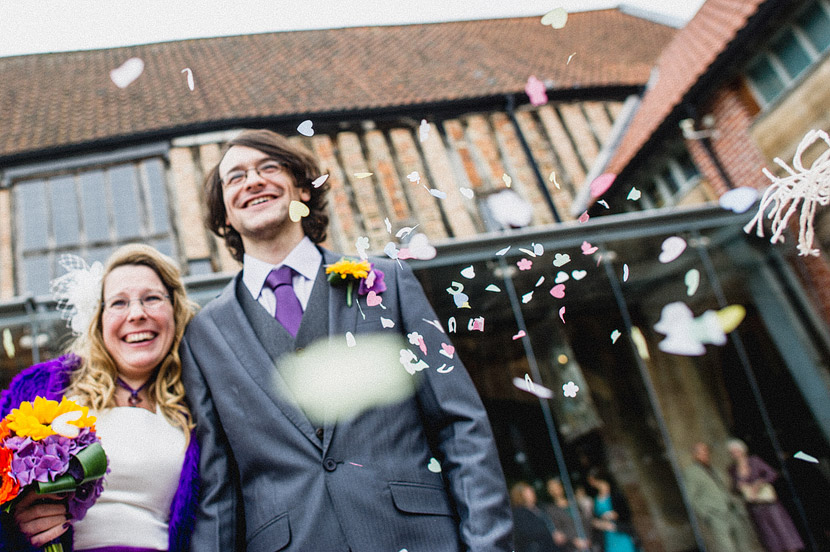 Dragon Hall Wedding - Norwich - Tammy-Lyn & Richard