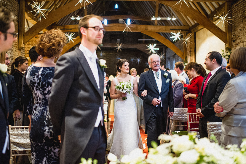 Elms Barn Wedding - Suffolk - Tom & Laura